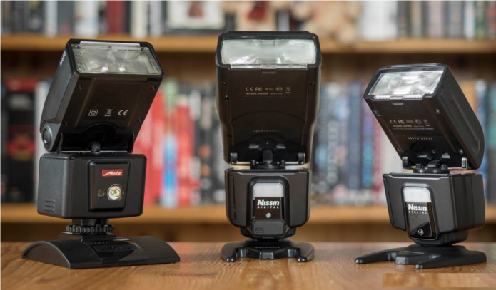 Metz M400 vs Nissin i60A vs i40 – Flash comparison for mirrorless cameras