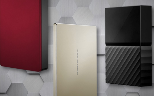 Best external drives of 2017