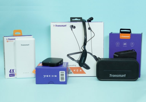 Tronsmart M1, Element T2, Presto And S4 Hands-on, Unboxing : Affordable Accessories