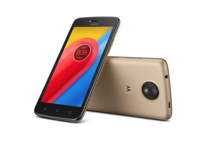 Motorola Moto C Plus Hands-on Review : First Impressions