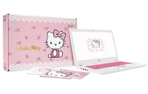 Acer Aspire V3 Hello Kitty Limited Edition Review