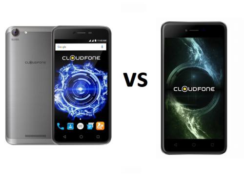 Specs Comparison: Cloudfone Thrill Power vs Cloudfone Thrill Power N