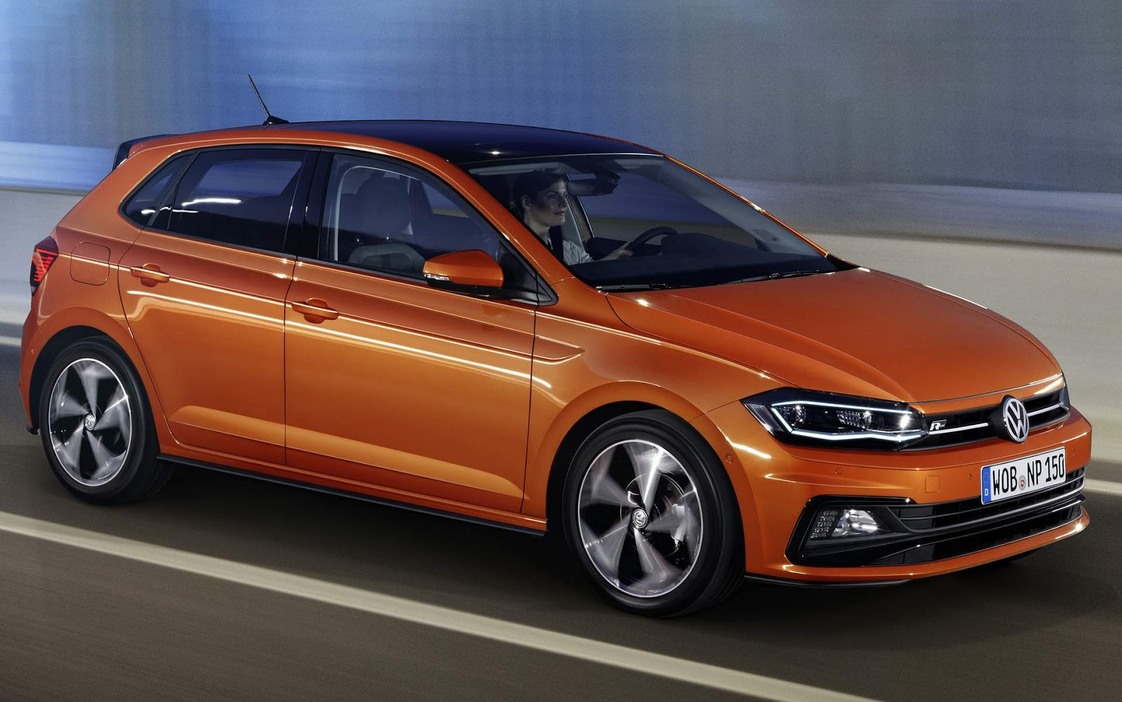 2018 volkswagen polo previewed engines specs and. Black Bedroom Furniture Sets. Home Design Ideas