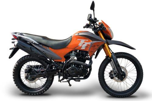 2017 CSC Motorcycles TT250 Review