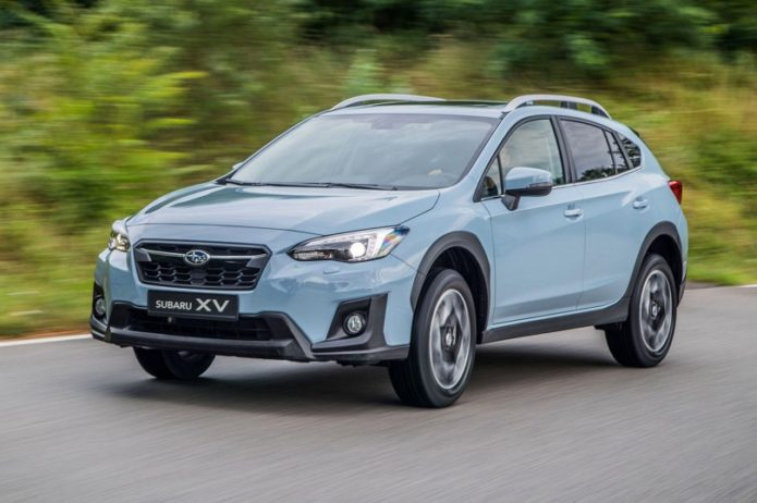 2017 Subaru XV First ride review - price, specs and release date