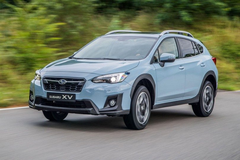 2017 Subaru Xv First Ride Review Price Specs And Release Date Gearopen