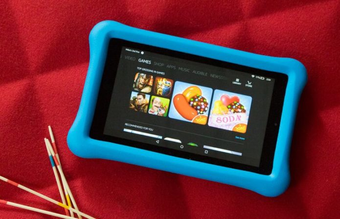 Amazon Fire Kids Edition (7-Inch) Review