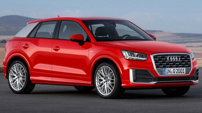 Audi Q2 2017 Review The Suv That Wants To Be A Hatchback