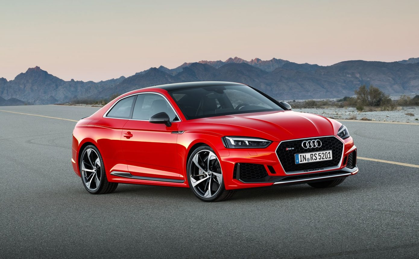 הוראות חדשות Audi RS5 (2017) review: Pedal to the metal | GearOpen CI-56