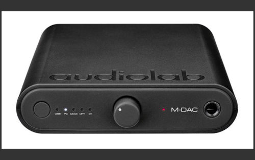 Audiolab M-DAC Mini review