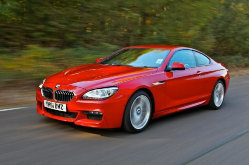 BMW 6 Series Coupe (2017) Review
