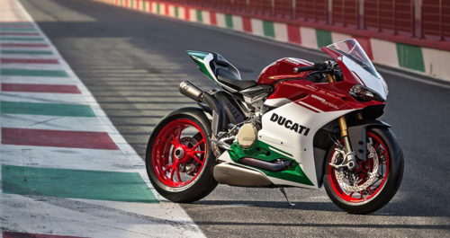 2017 Ducati 1299 Panigale R Final Edition Review