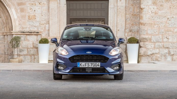 2017 Ford Fiesta First drive Review