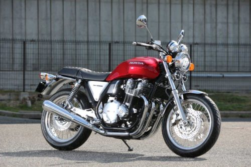 2017 Honda CB1100EX Review