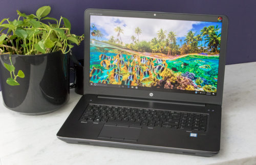 HP ZBook 17 G4 Review