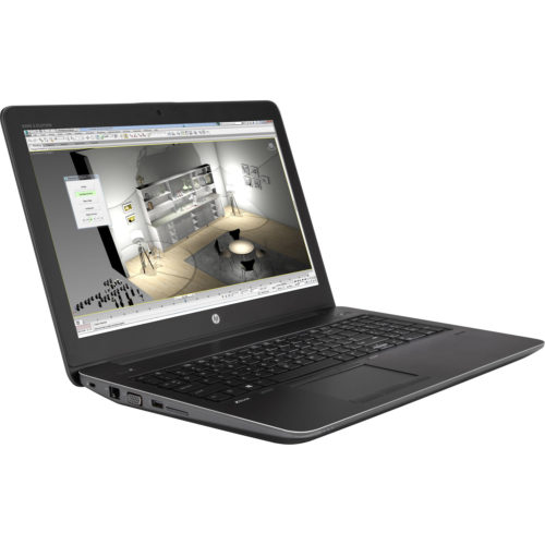 Hands on: HP ZBook 15 G4 review
