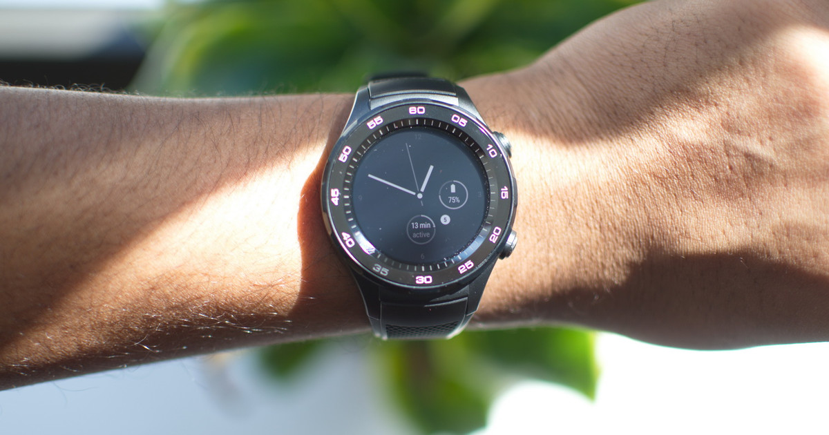 Huawei Watch 2 Sport review: New tricks and 4G's a hit ...