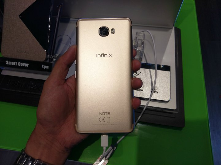 Infinix Note 4 Pro Hands On Review First Impressions