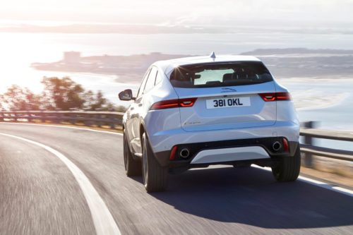 New Jaguar E-Pace vs BMW X1 Comparison