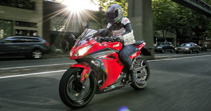 2015-2017 Kawasaki Ninja 300 Review | GearOpen