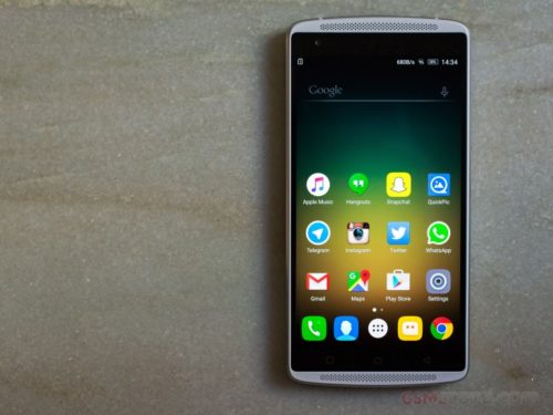 Lenovo Vibe X3 review: The all-rounder Android phablet review