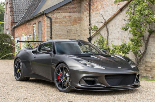 Lotus Evora GT430 Review