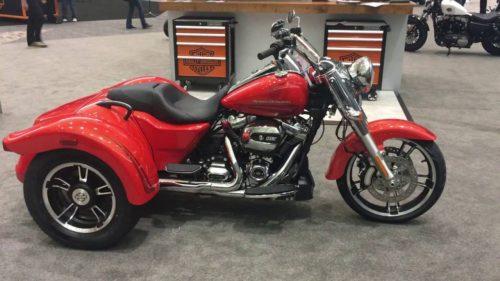 2017 Harley-Davidson Freewheeler Review