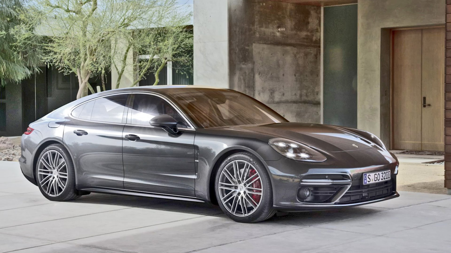 Porsche Panamera 2017 Review Tantalising Tech Is Only Half The Treat Gearopen