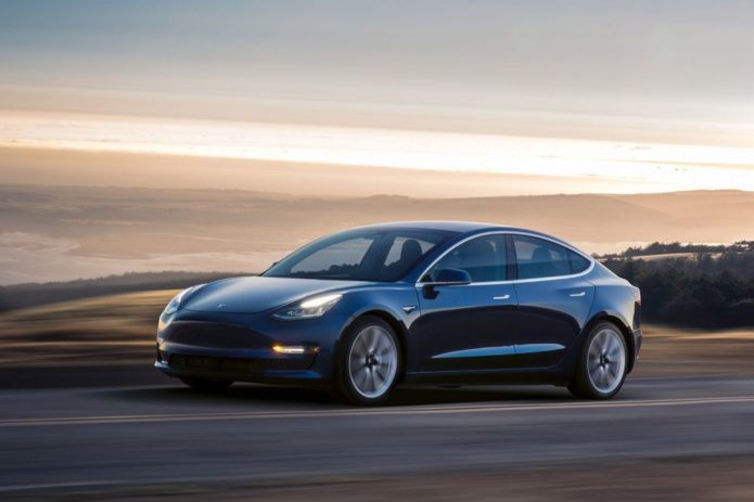Tesla Model 3 quick drive review