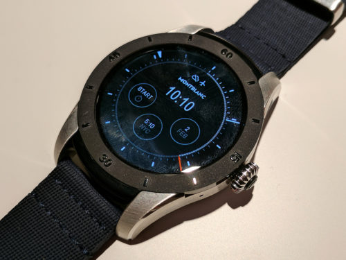 Montblanc Summit review : A luxury Android Wear smartwatch that misses the mark