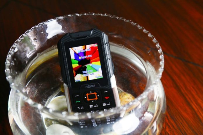 Nomu T10 Review – Cheap Rugged Feature Phone