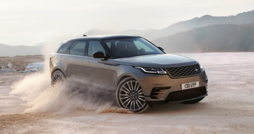 Range Rover Velar 2017: 4 ways this is the coolest Range Rover yet