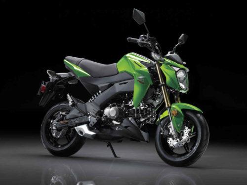 2017-2018 Kawasaki Z125 Pro Review