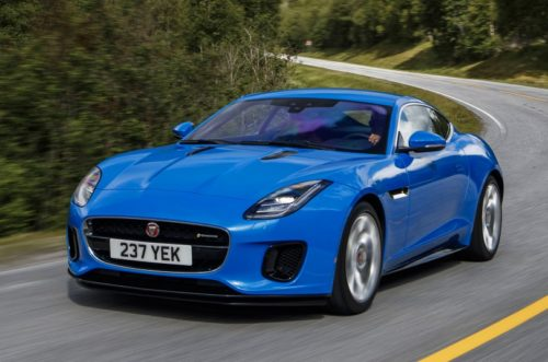 2017 Jaguar F-Type 2.0 i4 300 First Ride Review