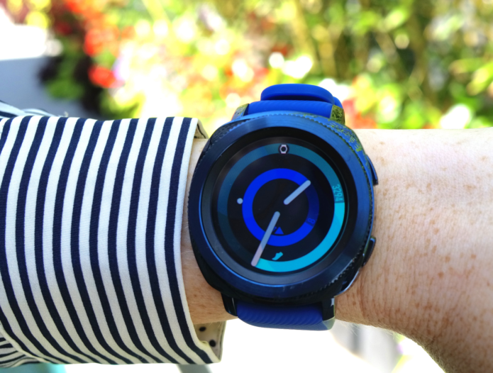Samsung Unveils Gear Sport Watch with Focus on Fitness