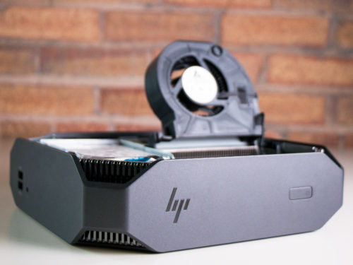 HP Z2 Mini G3 Review: A Mighty Mini Workstation