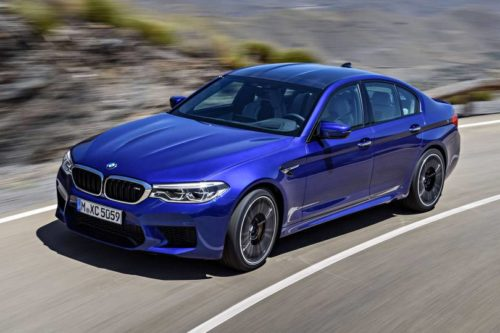 2018 BMW M5 revealed – prices, specs and release date