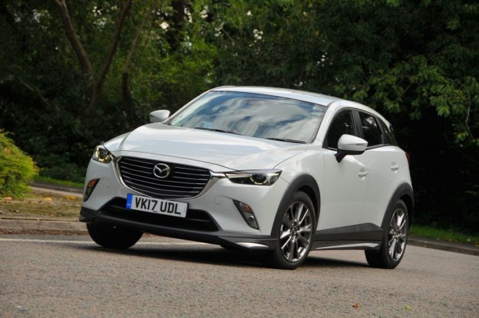 2017 mazda cx 3 2 0 skyativ g 120 gt sport first ride review price specs and release date. Black Bedroom Furniture Sets. Home Design Ideas