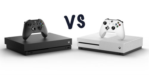 Xbox One X vs Xbox One S: Which console is best?