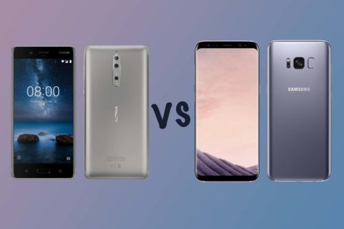 Nokia 8 vs Samsung Galaxy S8: What's the rumoured difference?