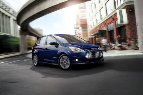 2017 Ford C-Max Hybrid review