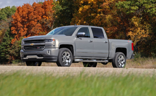 2017 Chevrolet Silverado 1500 Z71 review