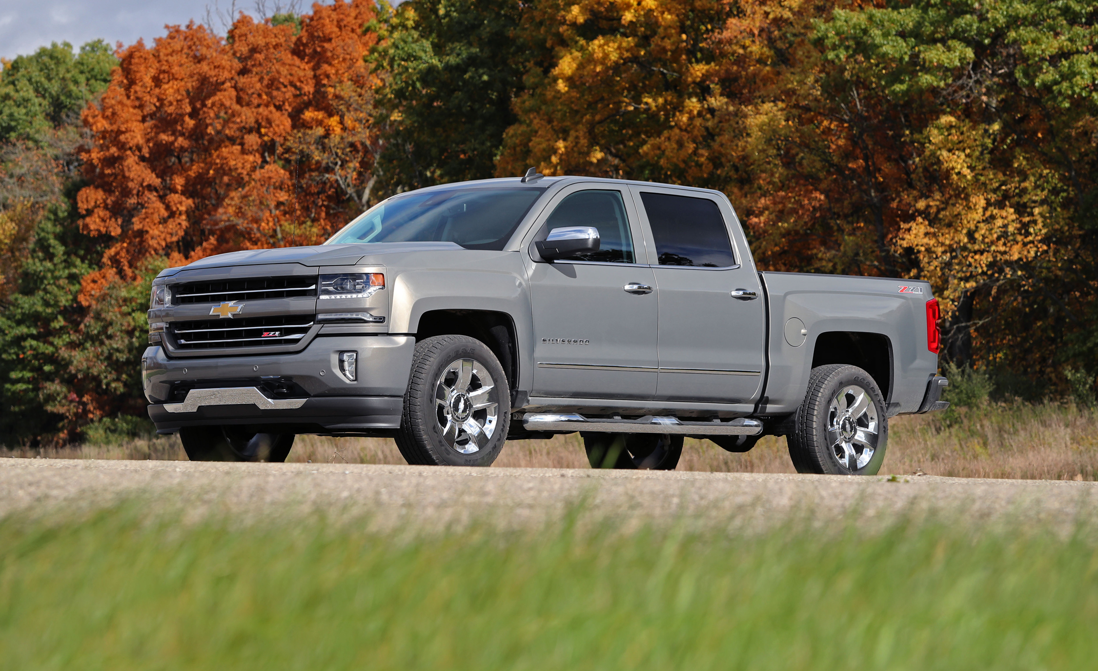 2017 chevrolet silverado 1500 z71 review | gearopen
