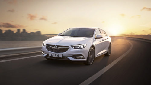 2017 Vauxhall Insignia Grand Sport review