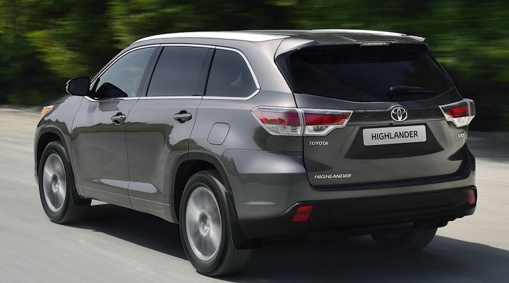 2017 toyota highlander captains chairs info update