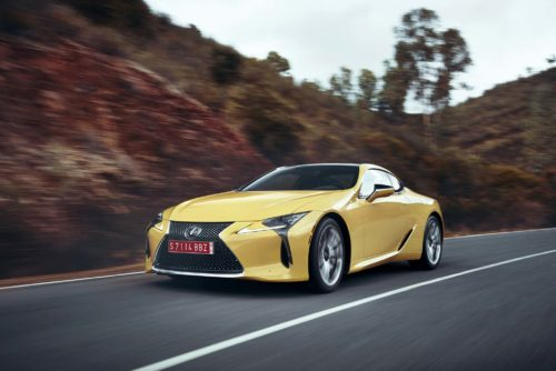 Lexus LC 500 vs LC 500h: Is the V8 or hybrid best?