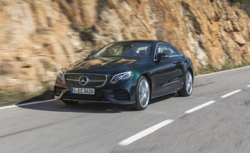 2018 Mercedes-Benz E-Class Coupe review