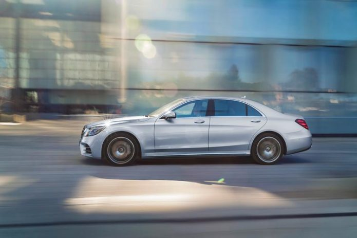 2018 Mercedes-Benz S-Class First look Review