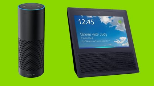 Amazon Echo Show vs Amazon Echo: The battle of the Alexa-powered flagships