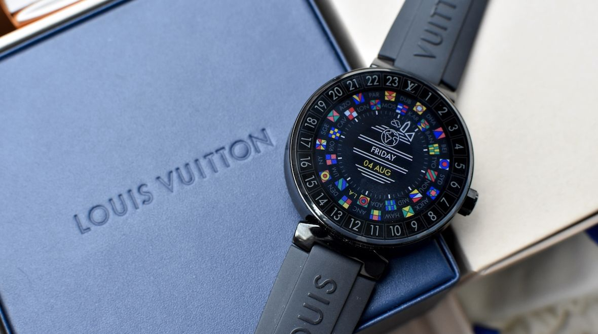 Louis Vuitton Tambour Horizon review : Is this luxury ...